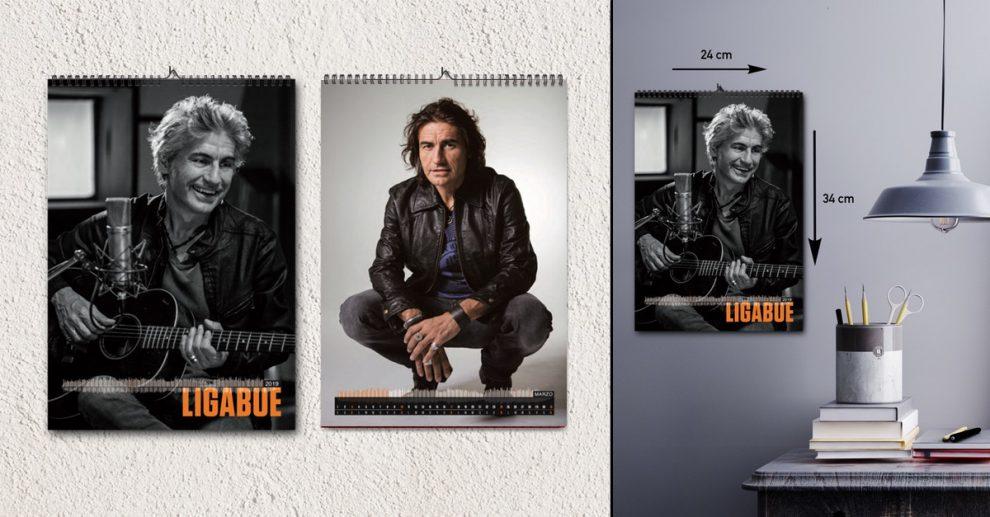 Calendario Ligabue.Calendario 2019 Di Ligabue Sullo Store Ufficiale Ligabue Com
